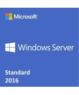 Windows Server 2016 Standard - Keycode +instructions - $14.99
