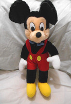 Disney Plush Mickey Mouse by Applause Item 853 ... - $12.00