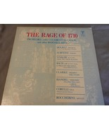 The Rage of 1710 Pachelbel Canon & Baroque VOX Records #TV34713 - $14.85