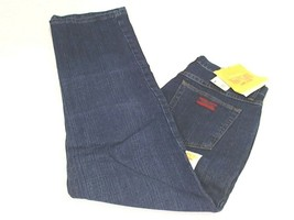 Wrangler 20X Tulsa Low Rise Slim Fit Straight Leg Dark Wash Jeans Size 0x36 - $19.36
