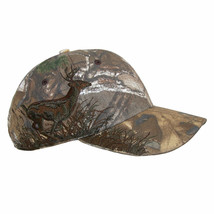 New Realtree Xtra Camo With Buck Baseball Cap - $17.62