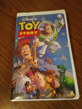 "Disney's ""Toy Story 1995"" Walt Disney Pixar VHS Video image 1"