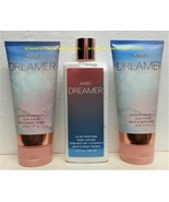 Bbw lovely dreamer lotion set with bonz text thumbtall