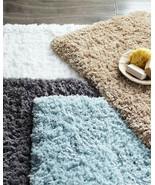Bath floormat bathroom Rug Plush Luxury - $19.99