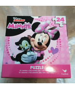 24 Piece Puzzle Disney Jr. Minnie New Sealed - $6.92