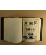 USPS Scott Minuteman Stamp Album 1000 Plus Used Wide Variety - $109.85