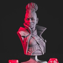 Summoner - Girl - Ancient - 3D - Printed HQ - Resin Miniature - Unpainted - Dung - $19.99