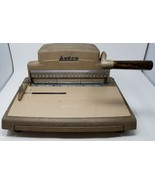 Vintage Apeco Binding Machine Model 90 Works Good Condition - $19.79