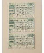 Sesame Street Live Continental Arena NJ Ticket Stub Vintage 1997 Lot of 3  - $29.99