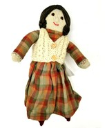 Molly Murphy Traditional Irish Doll Hand Made in Donegal by Theresa Kate... - $28.01
