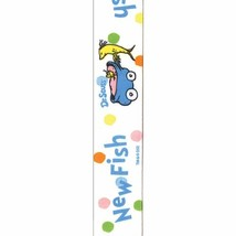 Offray Dr. Seuss Craft Ribbon, 7/8-Inch x 9-Feet, Baby New Fish - $10.15