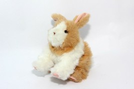 """Fur Real Friends Bunny Rabbit Animated Walking Hopping Toy 9"""" SEE VIDEO - $21.07"""