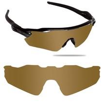 Anti-saltwater Polarized Replacement Lenses for Oakley Radar EV Path Sunglasses - $49.98