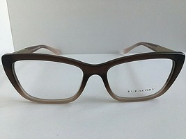 New BURBERRY B 3622 3607 54mmGray Cats Eye Rx Women's Eyeglasses Frame #2 - $149.99