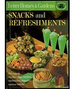 Better Homes and Gardens Snacks and Refreshments Better Homes and Garden... - $1.49