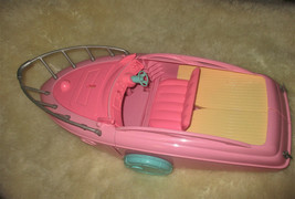 BARBIE - POOL PARTY BOAT MATTEL Nº 56730 RARE from Romania 2002 - $55.00