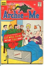 Archie and Me #3 1966-Betty-Veronica-FR/GOOD - $18.92