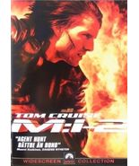 Mission: Impossible II (DVD, 2010, Widescreen) - £6.24 GBP