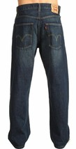 NEW LEVI'S STRAUSS 569 MEN'S ORIGINAL LOOSE FIT STRAIGHT LEG JEANS 569-0041 image 2