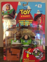 Disney Toy Story Buzz Lightyear Action Figure MIP Karate Chop Canadian V... - $16.00
