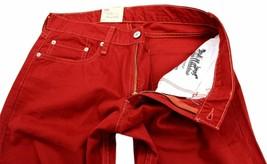 Levi's Strauss 514 Men's Original Slim Fit Straight Leg Jeans 514-0445 image 2
