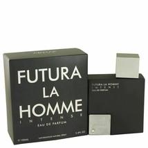 Armaf Futura La Homme Intense by Armaf Eau De Parfum Spray 3.4 oz for Men - $33.33