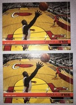 (2) 2006-07 (HEAT) Topps Full Court Photographer's Proof #38 Shaquille O'Neal - $14.30