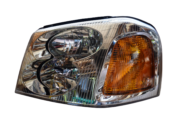 Eagle Eyes 2002-2009 GMC Envoy LEFT Driver Side Headlight Replacement GM2502220 - $59.39