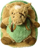Kreative Kids Plush Green Horse Backpack & Stuffie Buddy for Little Ones - $24.74