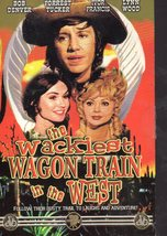 DVD - The Wackiest Wagon Train In The West - $5.25