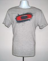 Mens Oakley T Shirt X Medium Gray Red O Splatter Logo - $17.04