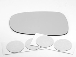 Fits 09 Lexus IS250 / IS350 Left Driver  Mirror Glass Lens w/Adhesive - $16.78