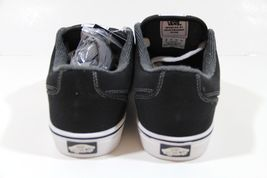 VANS Mirada (Twill) Black/White UltraCush Chukka Low Men's Skate Size 7 image 5