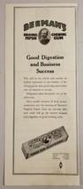 1920 Print Ad Beeman's Pepsin Chewing Gum American Chicle Company - $12.85