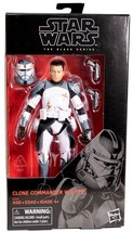 Star Wars Black Series Clone Commander Wolffe exclusive figure Clone Wars - $29.95
