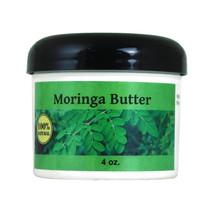 Moringa Body Butter, Non-GMO Soy Butter, Moringa Oil - 4 Oz - $30.00