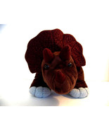 """Kohl's Cares For Kids 14"""" Triceratops Brown and Gray - $6.32"""