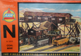 AHM N5806 Coal Mine Finest Hobby Kits