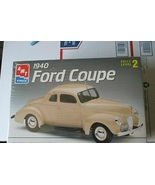 AMT 1940 Ford Coupe 1/25 scale - $39.99