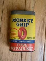 1960s Monkey Grip Bicycle Tube Repair Kit - $14.99