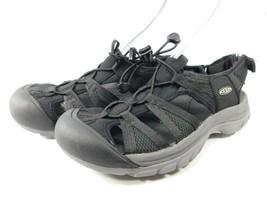 Keen Venice II H2 Talla 9M (B) Eu 39.5 Mujer Sport Sandalias Zapatos Negro - $61.20