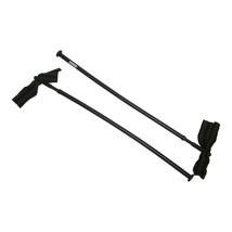 """2 Delux Straight Paintball Gun Barrel 18"""" Disk & Swab Stick Squeegees cl... - $9.98"""