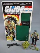 Vintage GI JOE Action Figure 1987 Tunnel Rat E.O.D. 100% w Full Cardback... - $31.04