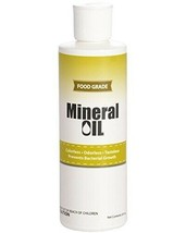 Premium 100% Pure Food Grade Mineral Oil USP, 8 ounces, NSF Approved, Bu... - $13.86