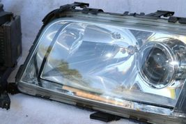 01-03 Audi A8 S8 Quattro HID Xenon Headlight Head Lights Set L&R - PRO POLISHED image 2