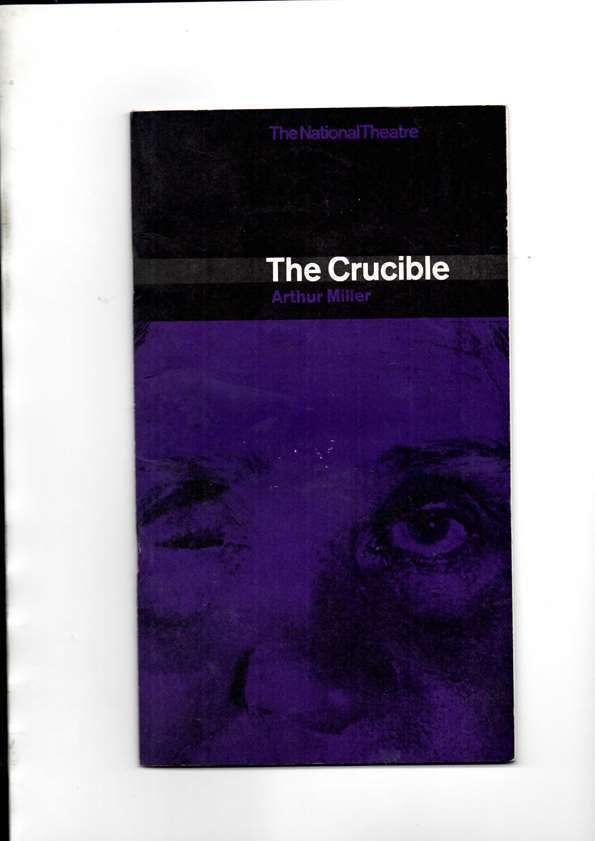 escaping the lies in the crucible by arthur miller Moral absolutism in arthur miller's the crucible moral absolutism in arthur miller's the crucible plays with the concepts of truth and lies.