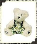 "Boyds Bears ""Lucky O'beary"" 10"" Bear- #94640LB- Longaberger Exclusive- - $34.99"