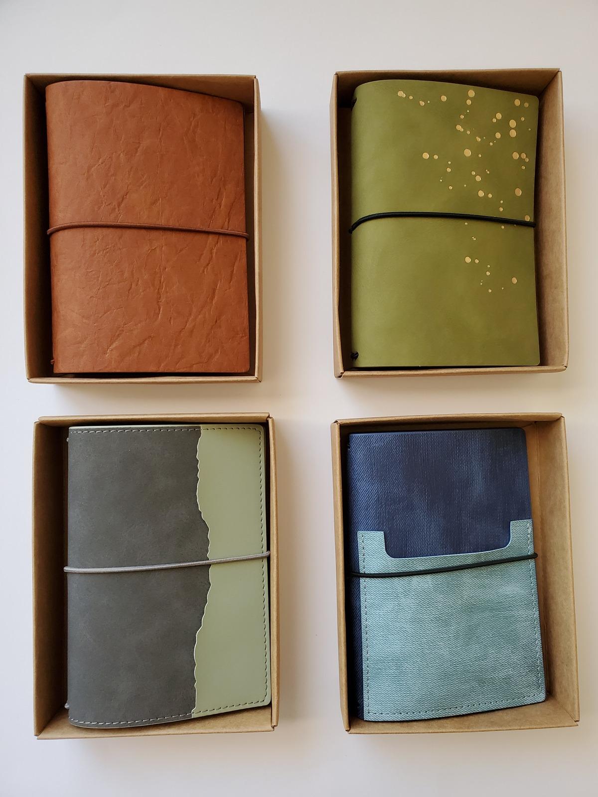 Planner. Brown Vintage. TN. Passport.VINTAGE BROWN. Elizabeth Craft Designs