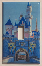 Sleeping beauty castle Light Switch Outlet Toggle wall Cover Plate Home Decor