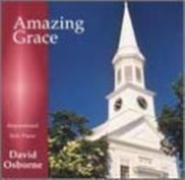 Amazing Grace by Osborne, David Cd